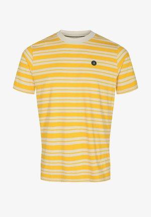 AKROD - T-shirt basic - light yellow