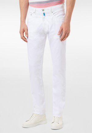 LYON - Jeans Tapered Fit - white