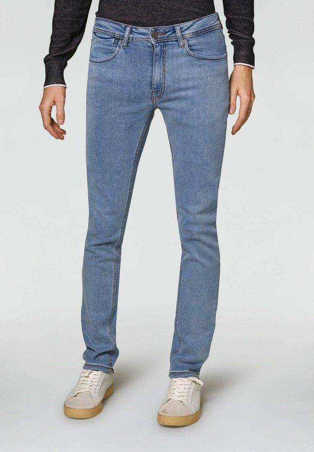 Jeans slim fit - azzurro
