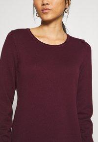 edc by Esprit - DRESS - Jumper dress - bordeaux red - 5