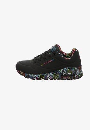 UNO - Sneakers laag - black