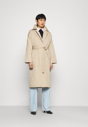 YVONNE COAT - Trenchcoat - sand
