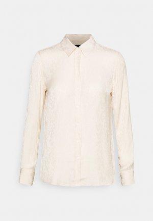 DILLON - Button-down blouse - neutral