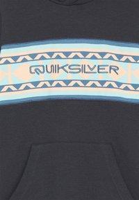 Quiksilver - SUMMER HOOD YOUTH - Sweatshirt - india ink - 2