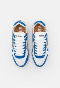 Genesis - G-IDUNA UNISEX - Sneakers basse - royal/white/grey - 3