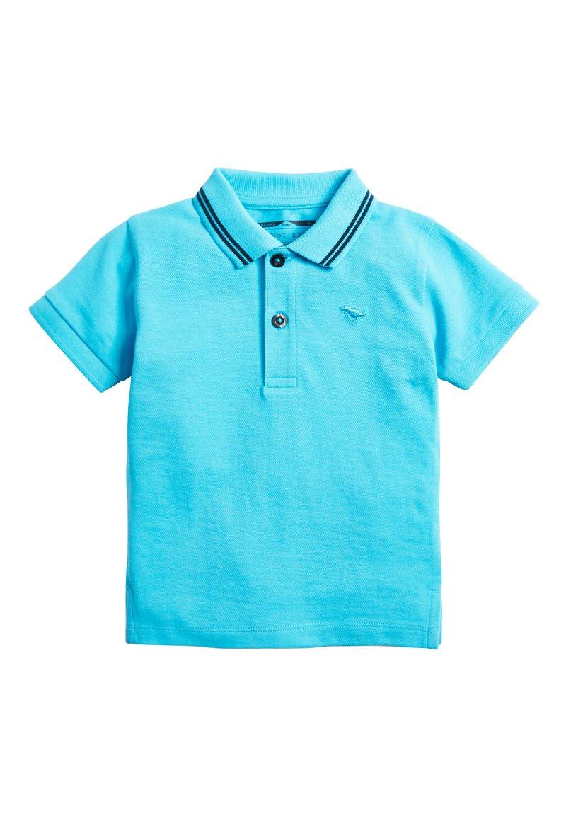 Next - SHORT SLEEVE - Poloshirt - blue