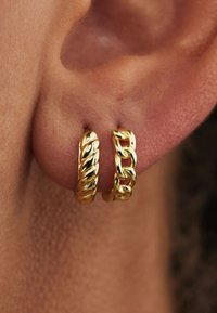 Selected Jewels - SET - Earrings - gold - 2