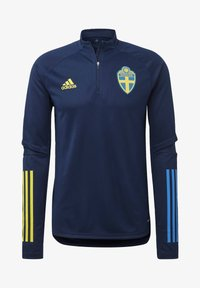 adidas Performance - SWEDEN SVFF TRAINING SHIRT - Koszulka reprezentacji - blue - 7