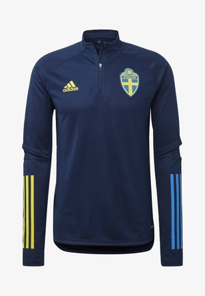 SWEDEN SVFF TRAINING SHIRT - Landslagströjor - blue