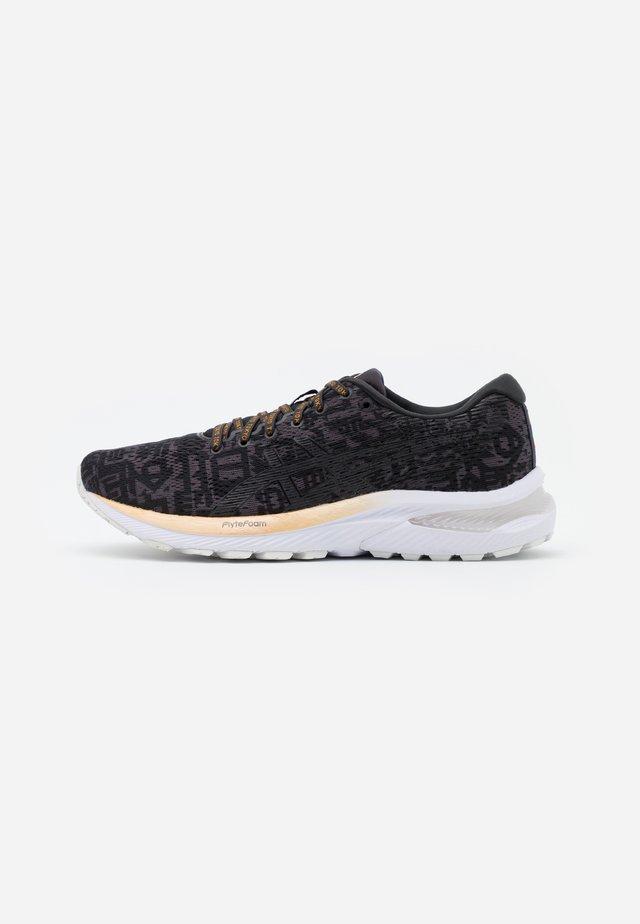 GEL-CUMULUS 22 SOUND TOKYO - Neutral running shoes - black/graphite grey
