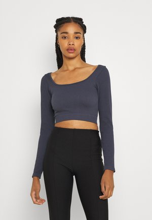 VMEVE - Long sleeved top - ombre blue