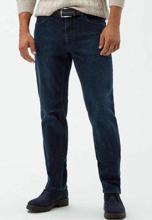 STYLE COOPER - Jeans Straight Leg - dark blue used