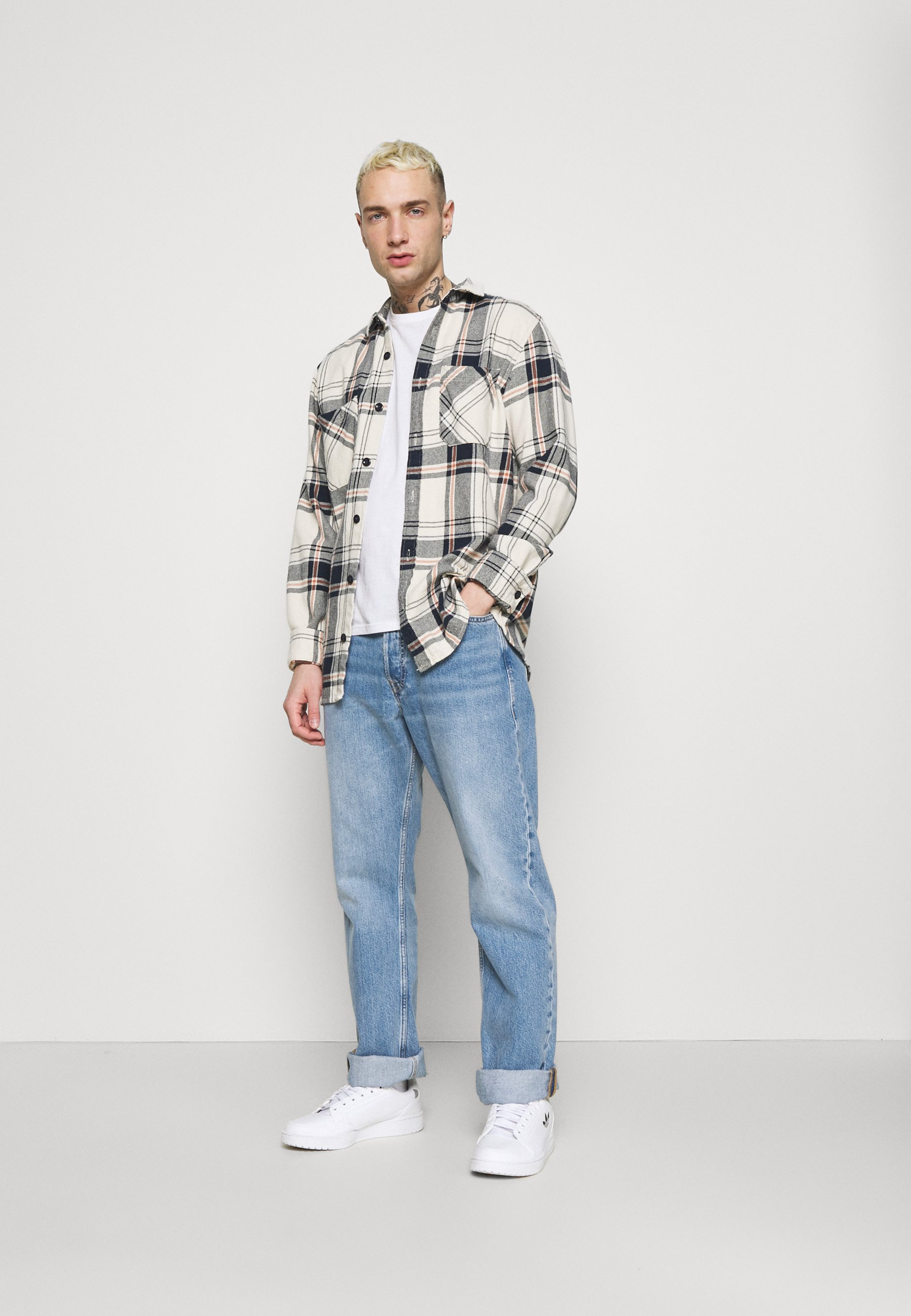 Men JJICLIFF JJORIGINAL - Bootcut jeans
