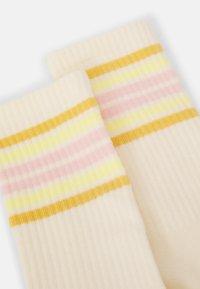 Monki - Socks - off white/yellow - 1
