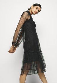 RIANI - Košilové šaty - black - 3