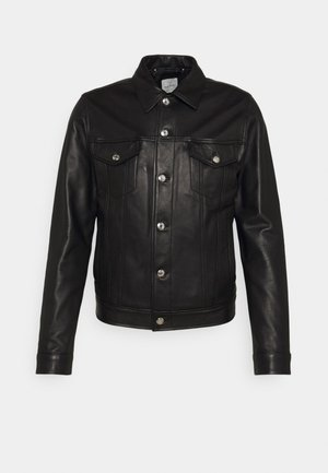 STYLE JACKET - Leather jacket - black