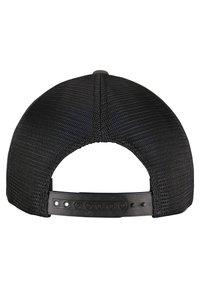 Flexfit - OMNIMESH TONE - Cap - charcoal/black - 1