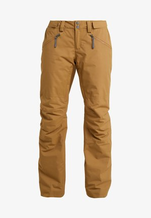 ABOUTADAY PANT - Skibukser - british khaki