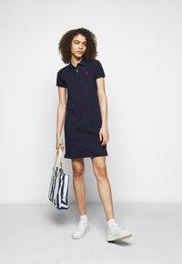 Polo Ralph Lauren - BASIC - Day dress - newport navy - 1