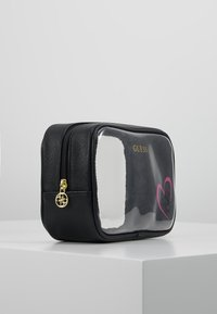 Guess - ARIANE ALL IN ONE SET - Toalettmappe - black/multi - 5