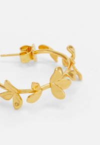 P D Paola - Earrings - gold-coloured - 2