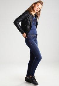 ICHI - ERIN IZARO - Slim fit jeans - medium blue - 2