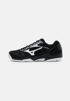 CYCLONE SPEED 2 - Allcourt tennissko - black/white/divablue
