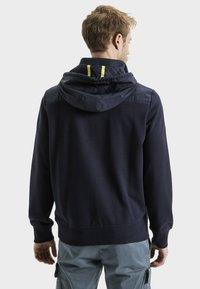 camel active - Zip-up hoodie - navy - 2