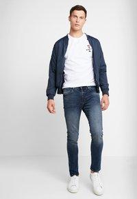 Pier One - Jeans slim fit - blue grey - 1