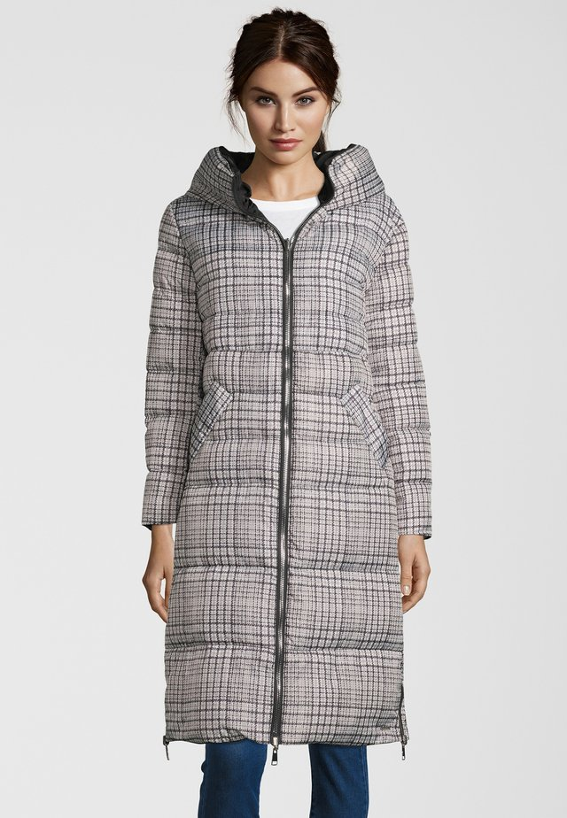 Winter coat - kariert