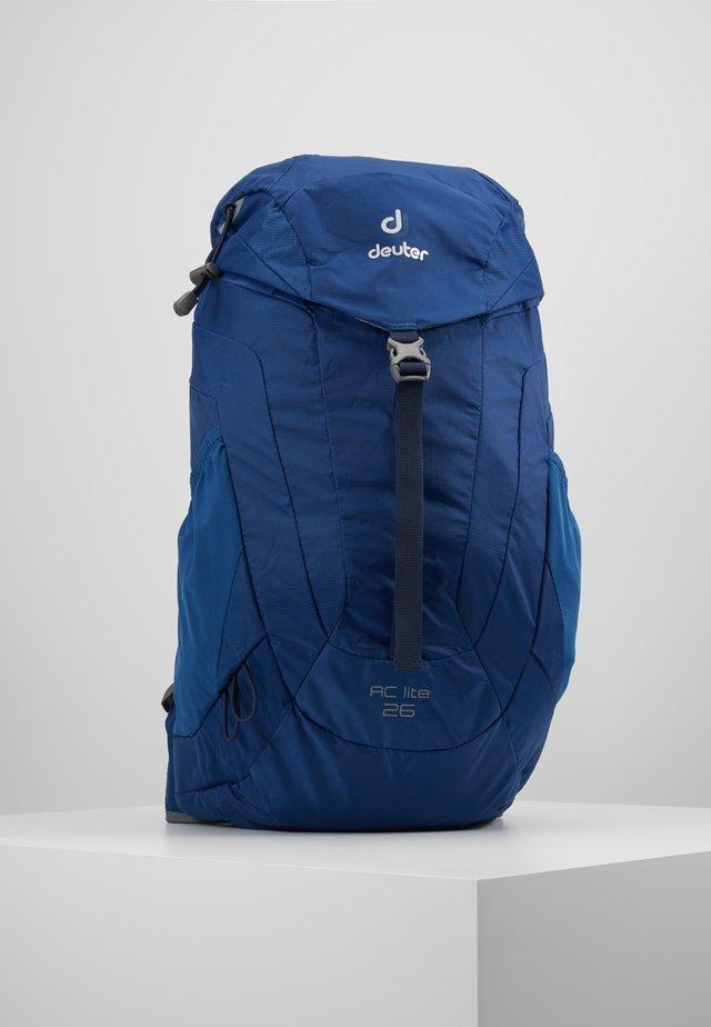 AC LITE - Hiking rucksack - stahlblau
