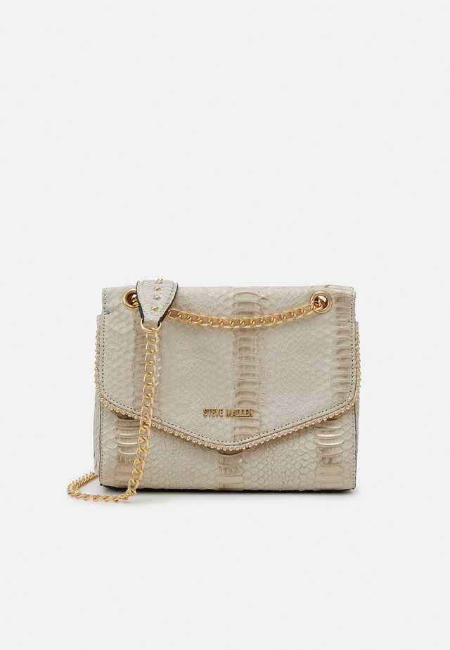CROSSBODY BAG - Schoudertas - cream