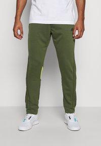 adidas Performance - PANT - Tracksuit bottoms - khaki - 0