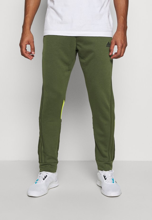PANT - Tracksuit bottoms - khaki
