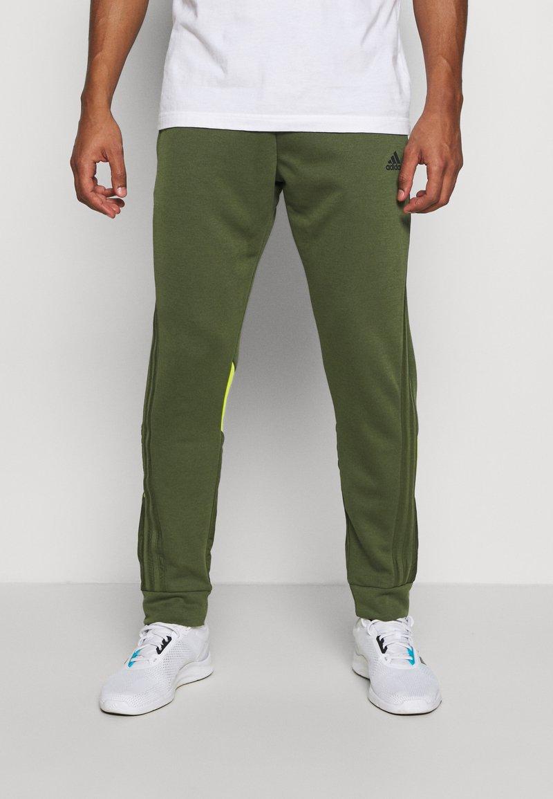 adidas Performance - PANT - Tracksuit bottoms - khaki