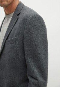 Mango - LONDON - Blazer jacket - gris - 5