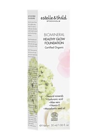 Estelle & Thild - BIOMINERAL HEALTHY GLOW FOUNDATION 30ML - Foundation - 111 light pink - 1