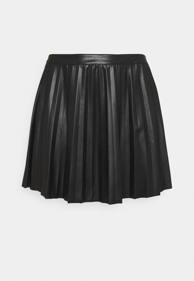 Glamorous Curve - LADIES SKIRT - Mini skirt - black