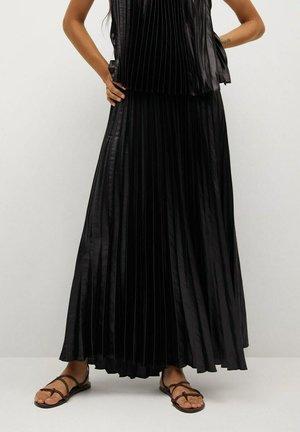 Maxi skirt - schwarz