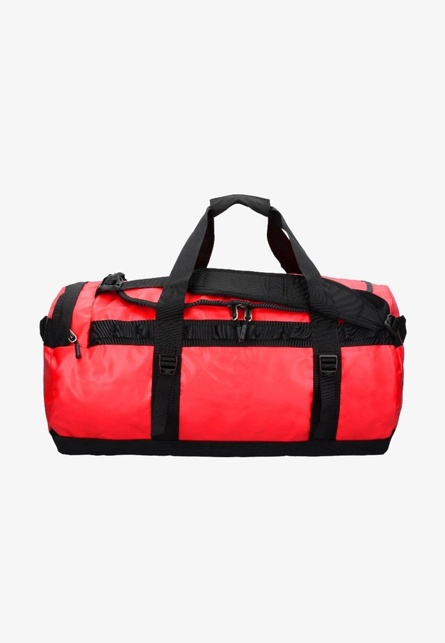 BASE CAMP DUFFEL XXL - Matkakassi - red/black