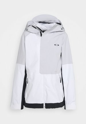 CAMELLIA SHELL JACKET - Snowboardjacke - white/grey