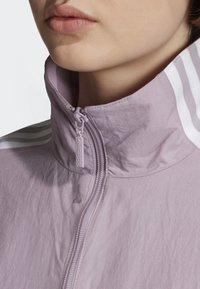 adidas Originals - TRACK TOP - Träningsjacka - purple - 7