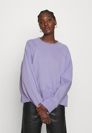 SWEAT - Sweatshirt - purple