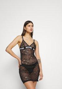 Moschino Underwear - PETTICOAT - Nightie - black - 0