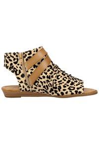 Blowfish Malibu - Ankle cuff sandals - brown - 6
