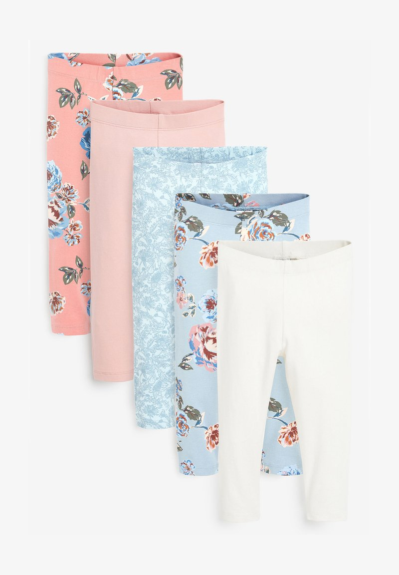 Next - 5 PACK - Leggings - Trousers - multi coloured