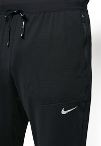 Nike Performance - ELITE PANT - Jogginghose - black/black/reflective silver - 4