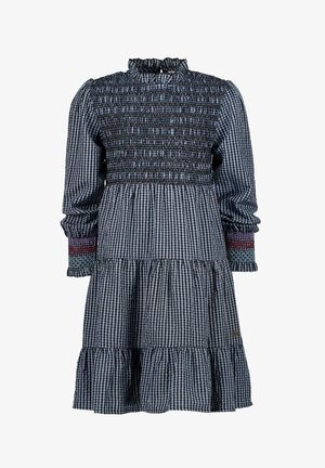 Day dress - canal blue