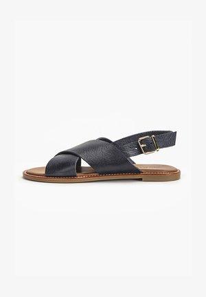 Sandals - mntrl navy nnv