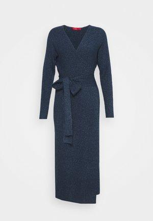 PANCA - Robe pull - navy blue